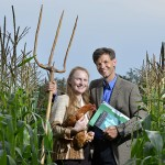 Stowers Institute scientists Peter and Diana Baumann are committed to living as sustainably as possible.