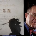 Michael Sull was the official calligrapher for President Ronald Reagan.
