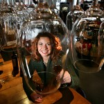 Sara Brenner, assistant manager at the Cellar Rat said an important element of a party, besides the people, is the wine.